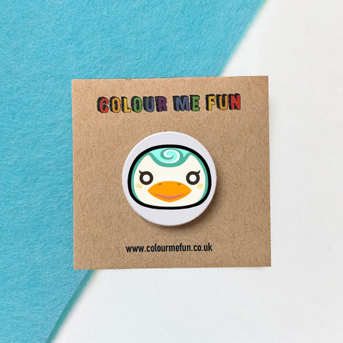 Animal Crossing - Sprinkles - Button Badge