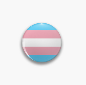 Pride Flag Transgender Pin Badge