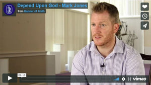 "Depend Upon God - Mark Jones discusses his book ""Knowing Christ"""