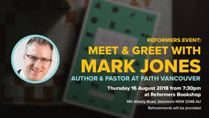 Meet the Author Event: With Mark Jones