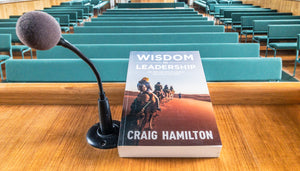 Book Review: Wisdom in Leadership by Craig Hamilton