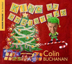 9323078006691-King of Christmas-Buchanan, Colin