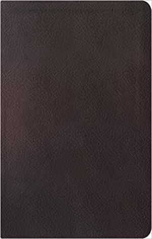 ESV Reformation Study Bible, Cond. Brown, Leather | 9781567699982