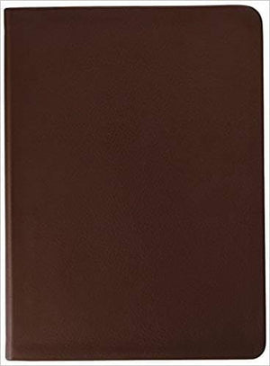 ESV Reformation Study Bible, Brown, Montana Cowhide | 9781567696189