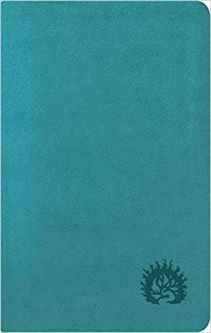ESV Reformation Study Bible Cond. Turquoise Leather-Like|9781642891720