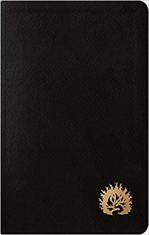 ESV Reformation Study Bible, Condensed- Black, Leather | 9781567698763