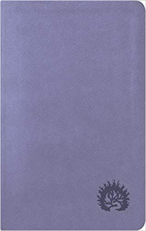 ESV Reformation Study Bible Cond. Lavender Leather-Like|9781642891942
