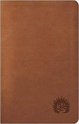 ESV Reformation Study Bible Cond. Brown Leather-Like | 9781567698725