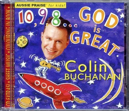 591912-10,9,8...God is Great-Buchanan, Colin