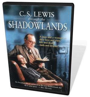 C.S. Lewis Through the Shadowlands by DVD (727985006994) Reformers Bookshop