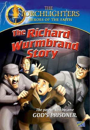 727985012643-Richard Wurmbrand Story, The-Christian History Institute