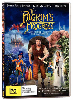 The Pilgrim's Progress (2019 Movie) by (727985018447) Reformers Bookshop