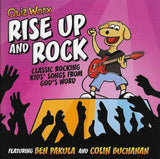 80687372928-Rise Up and Rock: Classic Rocking Kids' Songs from God's Word-Quiz Worx; Buchanan, Colin; Pakula, Ben