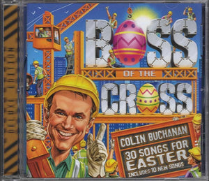 80687445912-Boss of the Cross: 30 Songs for Easter-Buchanan, Colin
