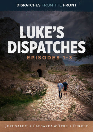 Luke's Dispatches: 3 DVD Set by Keesee, Tim (0888295947930) Reformers Bookshop