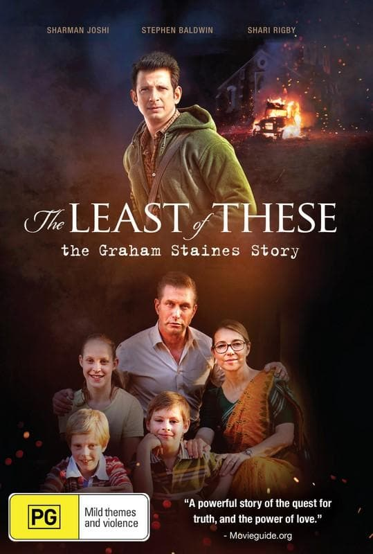 The Least of These: The Graham Staines Story (2019 Movie)