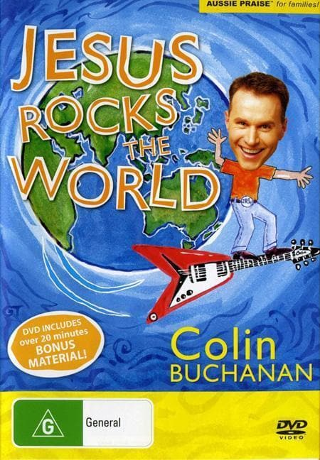9323078004789-Jesus Rocks the World-Buchanan, Colin