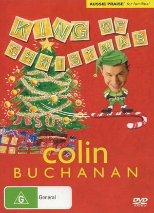 9323078007896-King of Christmas-Buchanan, Colin