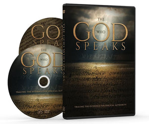 The God Who Speaks (2 DVDs) by (9323078033765) Reformers Bookshop