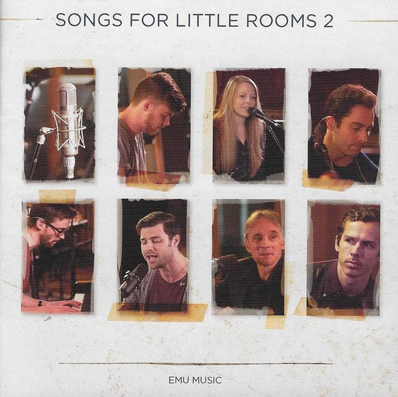 9331213000640-Songs for Little Rooms 2-Various