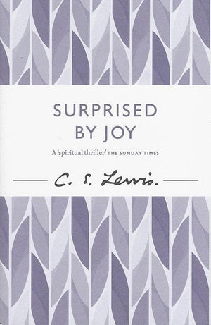 9780007461271-Surprised by Joy-Lewis, C.S.