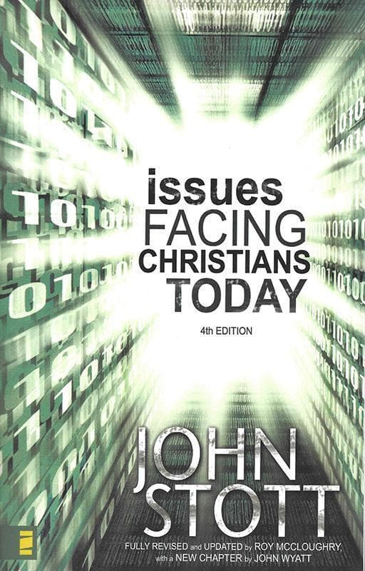 9780310252696-Issues Facing Christians Today (Fourth Edition)-Stott, John
