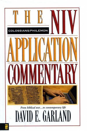 9780310484806-NIVAC Colossians & Philemon-Garland, David