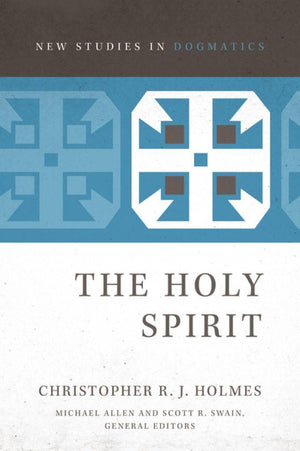 NSiD The Holy Spirit by Holmes, Christopher (9780310491705) Reformers Bookshop
