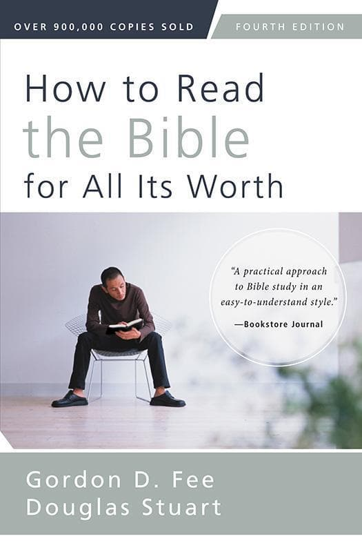 9780310517825-How to Read the Bible for all it's Worth (Fourth Edition)-Fee, Gordon D.