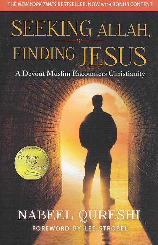 9780310527237-Seeking Allah, Finding Jesus: A Devout Muslim Encounters Christianity-Qureshi, Nabeel