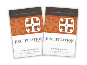 NSiD Justification: 2 Volume Set by Horton, Michael (9780310597254) Reformers Bookshop