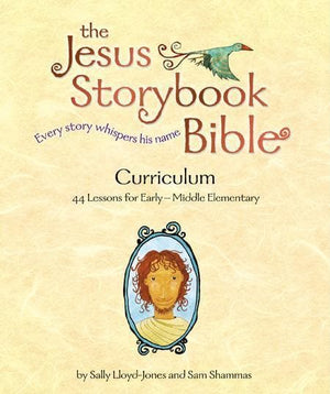9780310684350-Jesus Storybook Bible Curriculum Kit, The-Lloyd-Jones, Sally; Sam Shammas; Jago