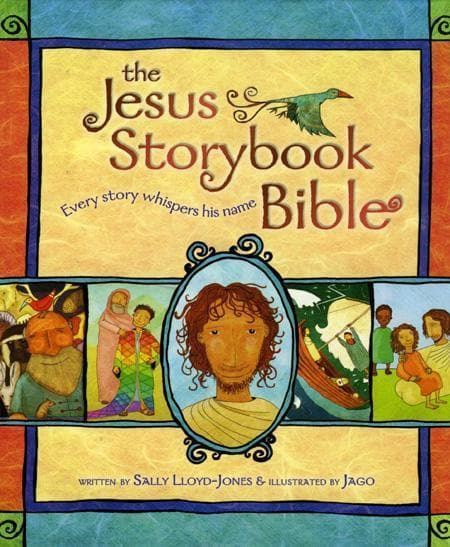 9780310708254-Jesus Storybook Bible, The-Lloyd-Jones, Sally; Jago