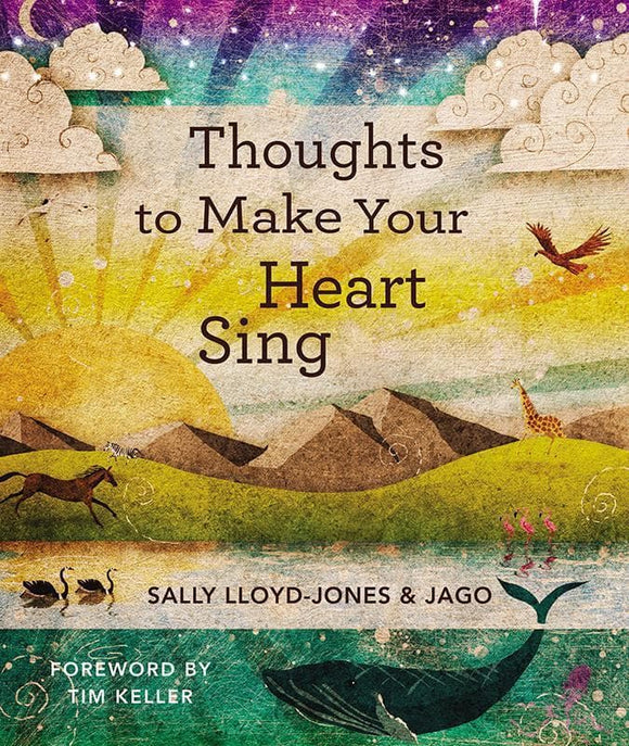 9780310721635-Thoughts to Make Your Heart Sing-Lloyd-Jones, Sally; Jago