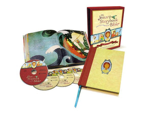 The Jesus Storybook Bible Collector's Edition by Lloyd-Jones, Sally; Jago (9780310736424) Reformers Bookshop