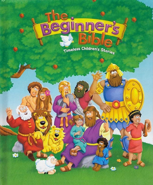 9780310750130-Beginner's Bible, The: Timeless Children's Stories-