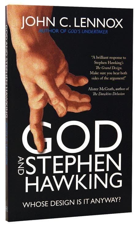 9780745955490-God and Stephen Hawking: Whose Design Is It Anyway-Lennox, John