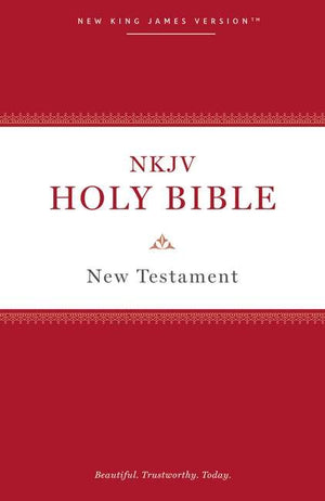 NKJV Holy Bible, New Testament by Bible (9780785218012) Reformers Bookshop