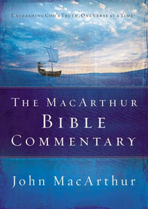 MacArthur Bible Commentary, The (1 Vol)