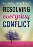 9780801005688-Resolving Everyday Conflict (Updated Edition)-Sande, Ken; Johnson, Kevin