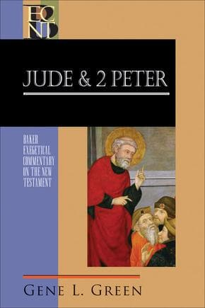 BECNT Jude and 2 Peter by Green, Gene (9780801026720) Reformers Bookshop