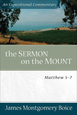 9780801066474-JMBEC Sermon on the Mount-Boice, James Montgomery
