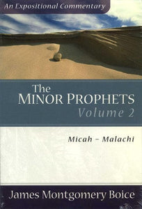 9780801066481-JMBEC Minor Prophets (2 Volume Set)-Boice, James Montgomery