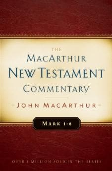 MNTC Mark 1-8 by MacArthur, John (9780802410306) Reformers Bookshop