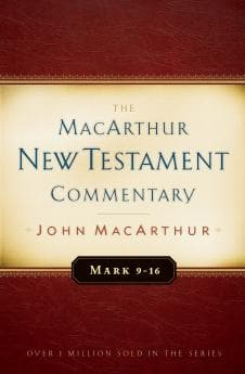 MNTC Mark 9-16 by MacArthur, John (9780802410313) Reformers Bookshop