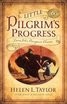 Little Pilgrim's Progress by Taylor, Helen (& Bunyan, John) (9780802447999) Reformers Bookshop