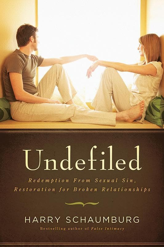 9780802460691-Undefiled: Redemption from Sexual Sin, Restoration for Broken Relationships-Schaumburg, Harry