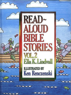 9780802471642-Read Aloud Bible Stories Volume 2-Lindvall, Ella