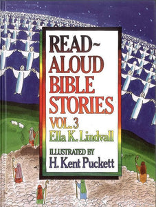 9780802471659-Read Aloud Bible Stories Volume 3-Lindvall, Ella