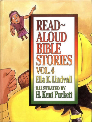 9780802471666-Read Aloud Bible Stories Volume 4-Lindvall, Ella